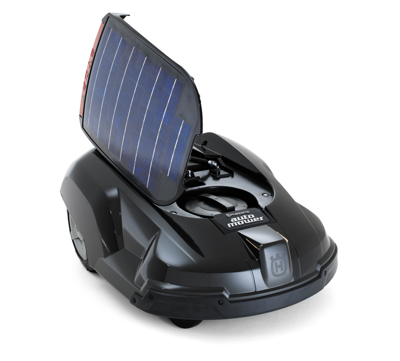 automower solar hybrid rasenm her roboter von husqvarna. Black Bedroom Furniture Sets. Home Design Ideas