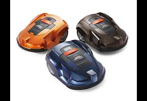 Automower farbige Gehäuse