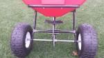 Fahrwerk-Schleuderstreuer-60L