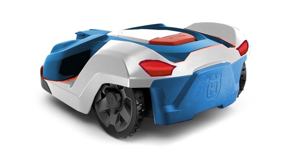 Audi-Verschnitt von hinten