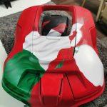 Entstehung Ferrari 018