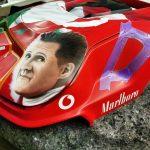 Entstehung Ferrari 030