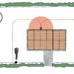 Automower-Signalverstärker-Anschluß-mit-2-Suchkabeln