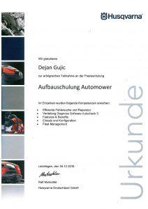 Automower-Dejan-Aufbauschulung