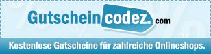 weitere Gutschein-Codes