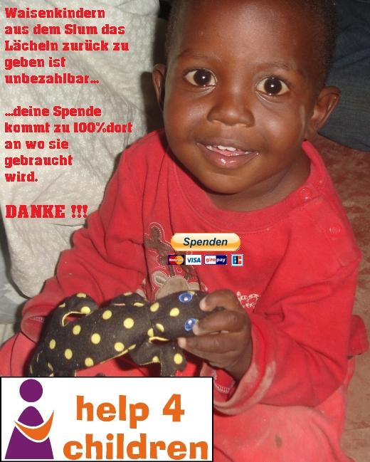 Spenden Sie jetzt per PayPal