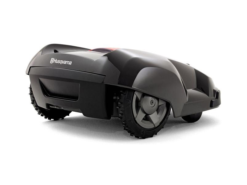 automower 230 acx. Black Bedroom Furniture Sets. Home Design Ideas