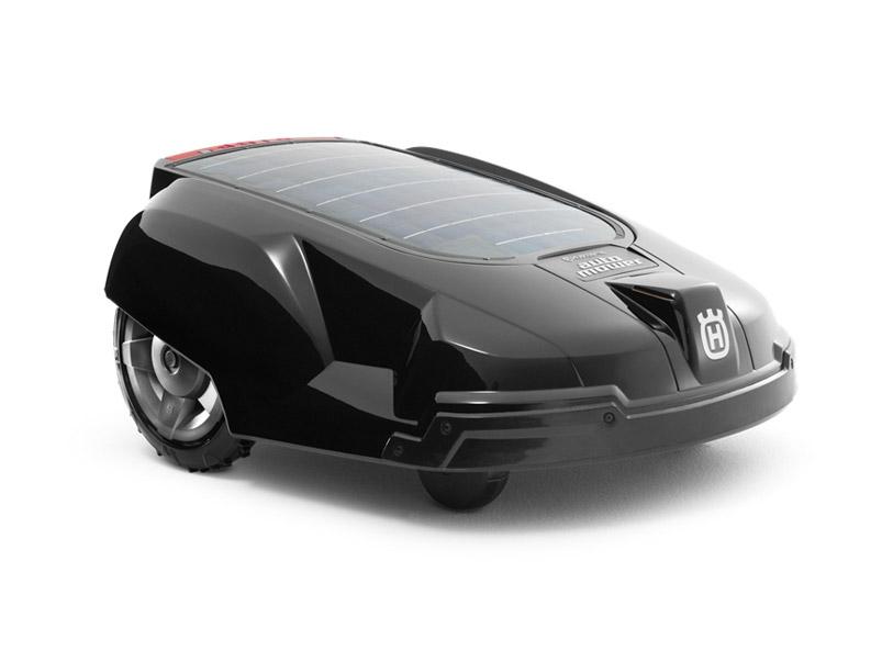 automower solarhybrid. Black Bedroom Furniture Sets. Home Design Ideas