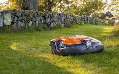 Automower 315, Ihr perfekter Rasen