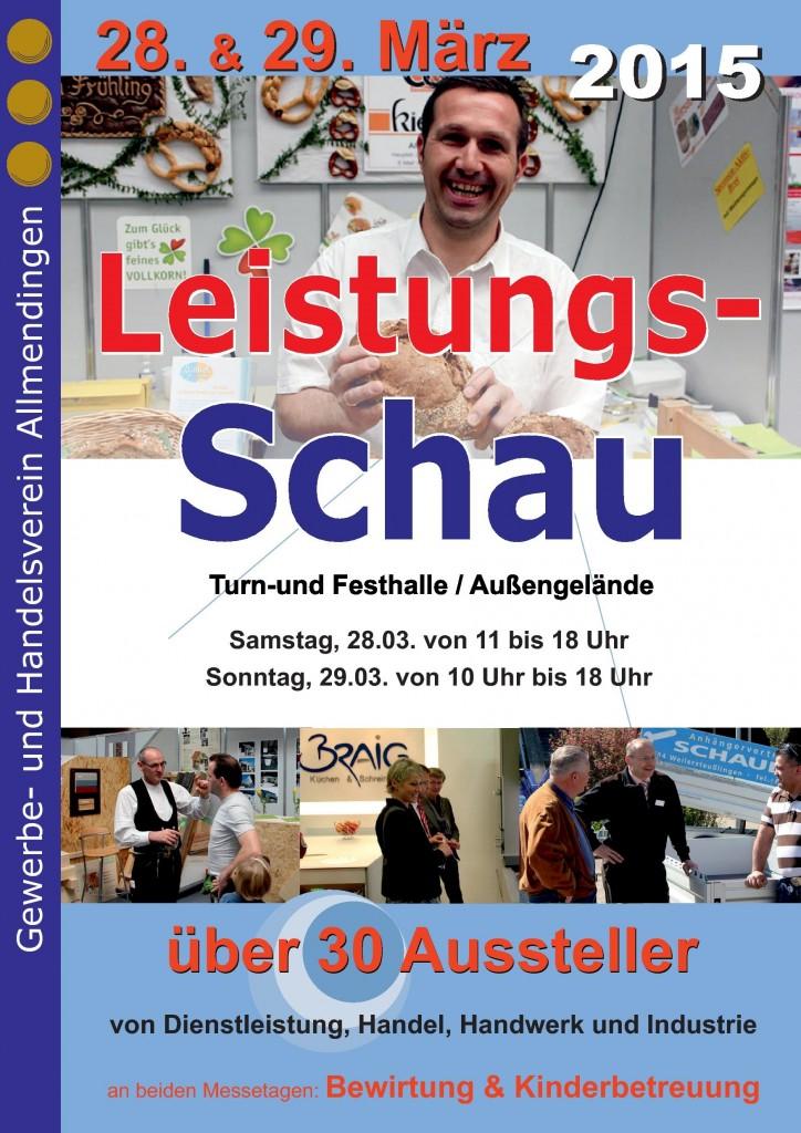 Leistungsschau-Allmendingen-Flyer