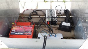 Solar-Garage-Rasenroboter-Innenleben