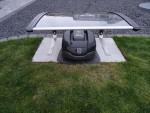 Automower Dach befestigen 8