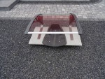 Automower-Garage Dach befestigen 6
