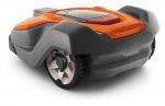 Automower 450 x schraeg hinten orange