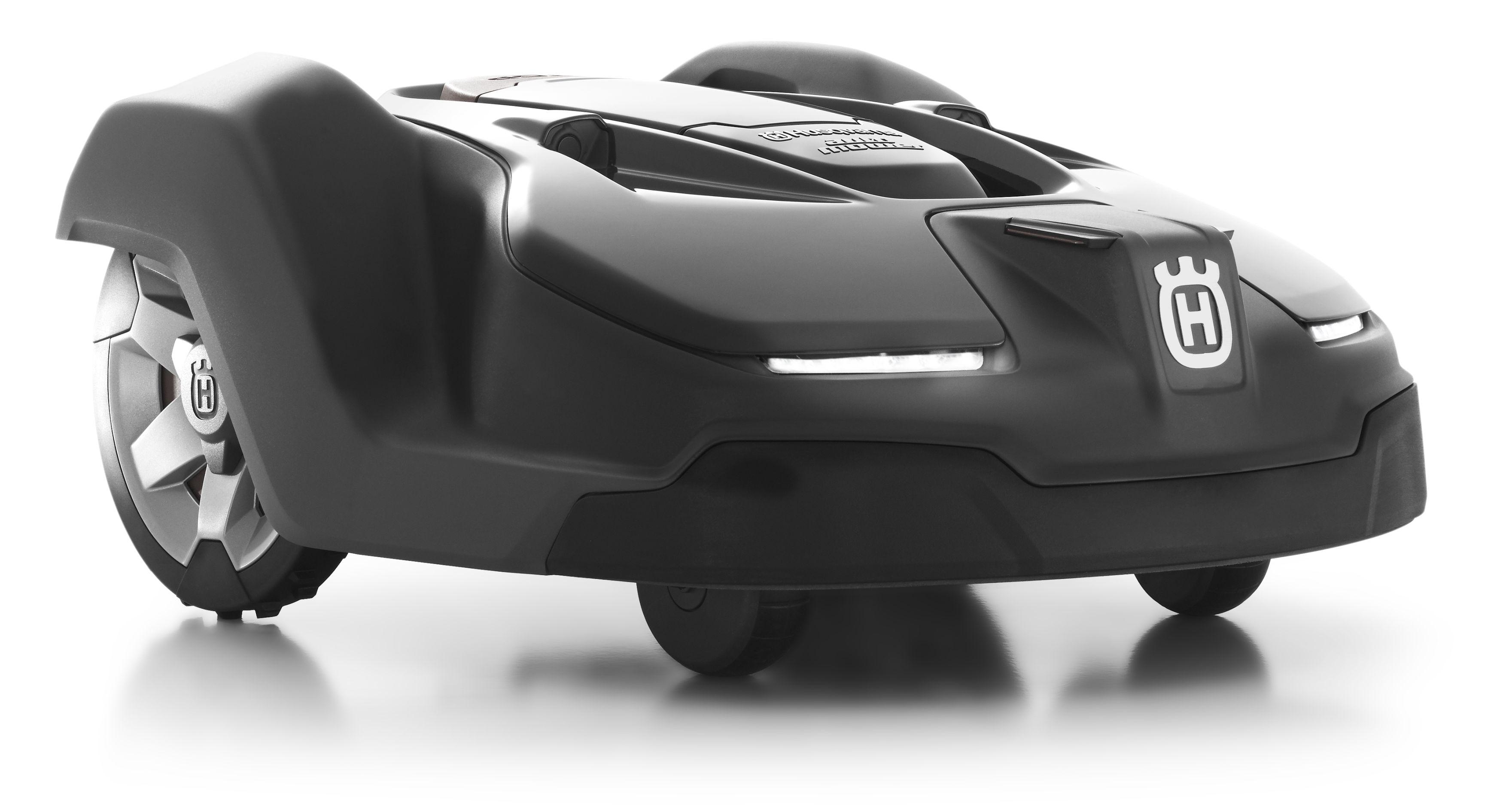 automower 450 x. Black Bedroom Furniture Sets. Home Design Ideas