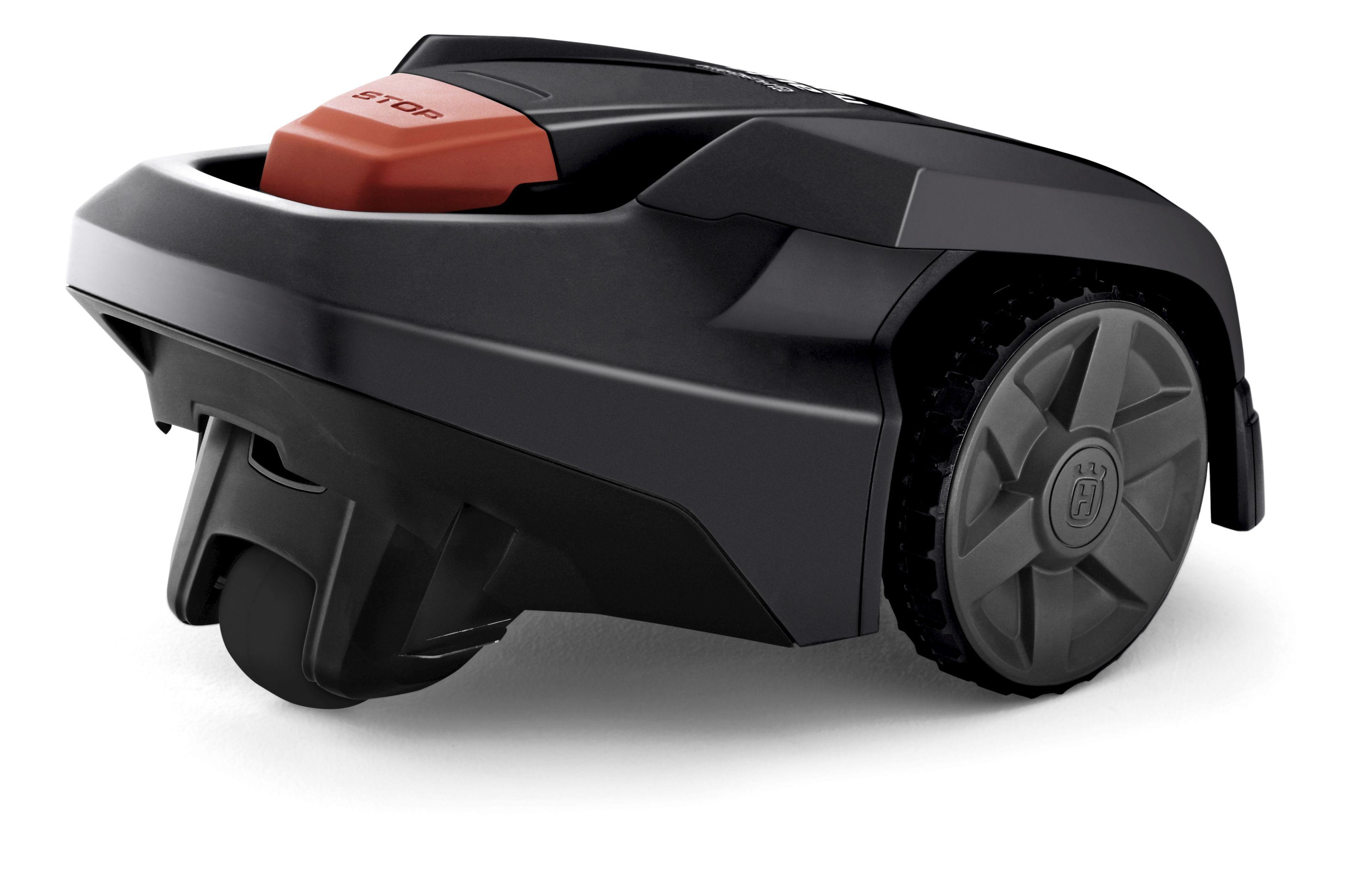 automower 105 von husqvarna. Black Bedroom Furniture Sets. Home Design Ideas