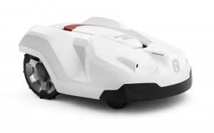 Automower 430 X weiss - schraeg vorne
