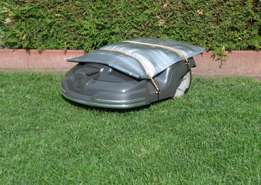 Automower-Sonnenschutz