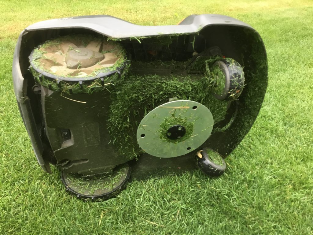 automower315-unten-gebraucht