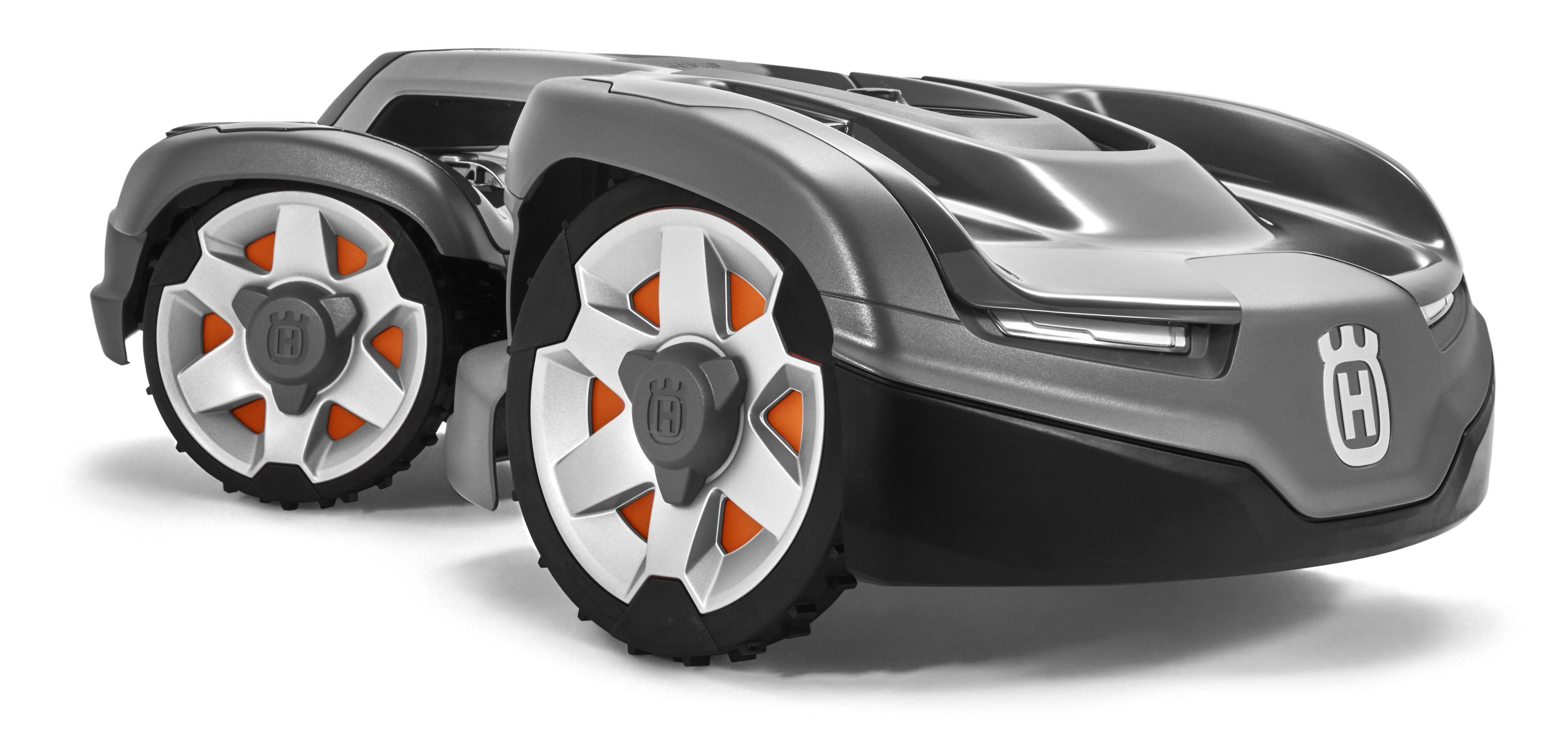 Automower-435X AWD