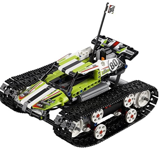 Lego-Tracked-Racer