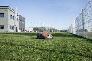 automower-550-Firmengrundstueck
