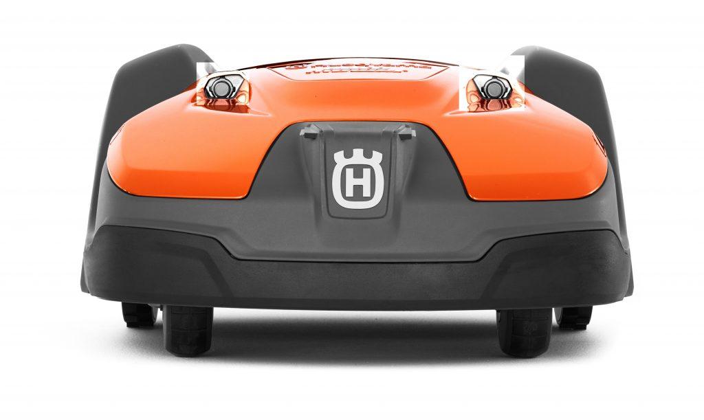automower-550-front-Ultraschallsensoren