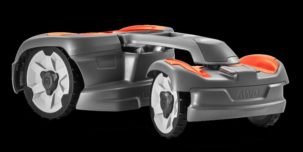 Automower 535 AWD schraeg hinten