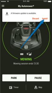 automower-fota-01-Update-Anzeige