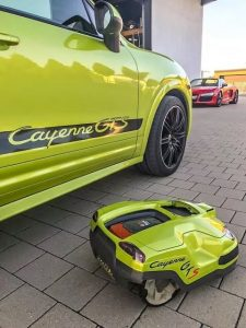 cayenne-automower
