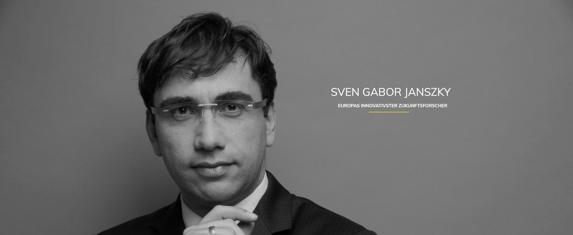 Mr. Future - Sven Gabro Janszky
